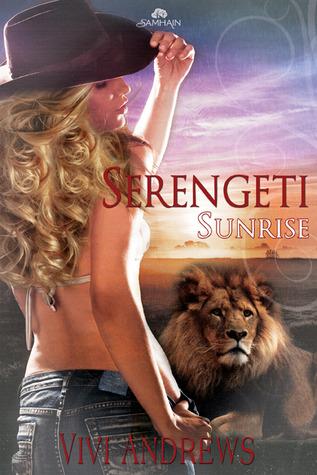 Serengeti Sunrise by Vivi Andrews