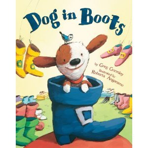 Dog in Boots by Greg Gormley