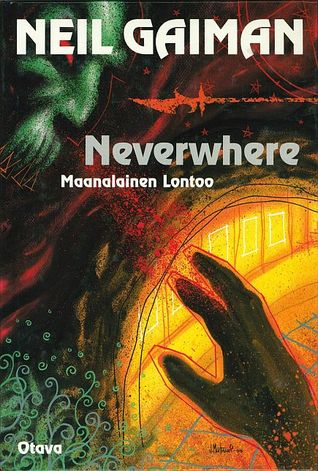 Neverwhere - maanalainen Lontoo
