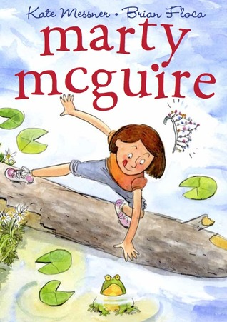 Marty McGuire by Kate Messner