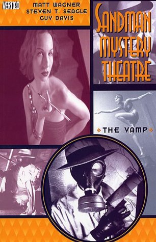Sandman Mystery Theatre, Vol. 3: The Vamp