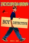 Encyclopedia Brown, Boy Detective by Donald J. Sobol