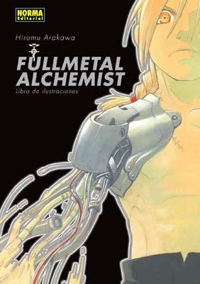 El arte de Fullmetal Alchemist (Full Metal Alchemist Artbook, #1)