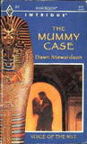 The Mummy Case (Voice of the Nile #1)