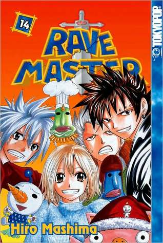 Rave Master Vol 14 By Hiro Mashima