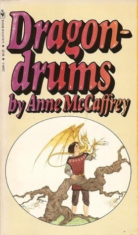 Dragondrums by Anne McCaffrey