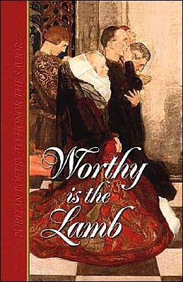 Worthy Is the Lamb by Maureen Bradley