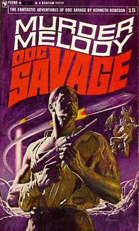 Murder Melody (Doc Savage, #15)