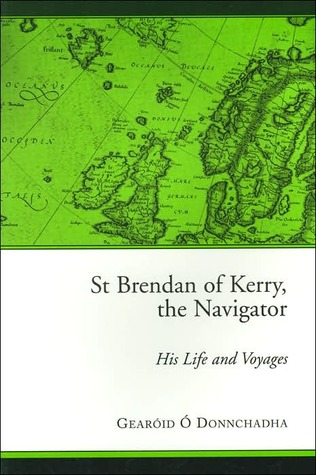 St brendan of kerry the navigator his life and voyages by gearoid 2511860 fandeluxe Image collections