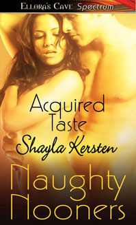 Acquired Taste (Icing on the Cake #2)