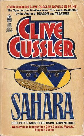 Sahara(Dirk Pitt 11) EPUB