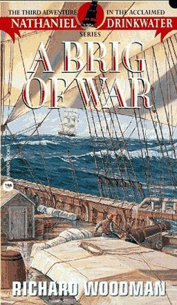A Brig of War (Nathaniel Drinkwater, #3)