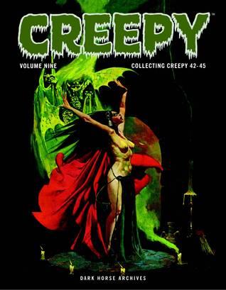 Creepy Archives, Vol. 9