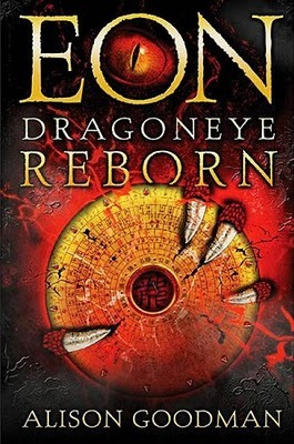 Image result for eon book cover