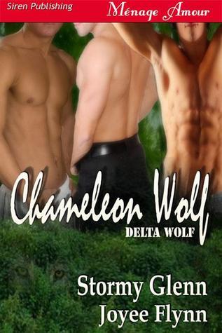 Chameleon Wolf by Stormy Glenn