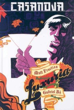 Casanova, Vol. 1 by Matt Fraction