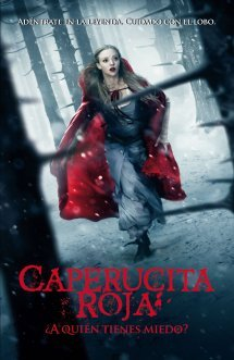 Caperucita Roja by Sarah Blakley-Cartwright