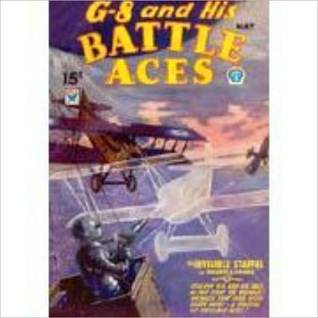 G-8 and His Battle Aces #8