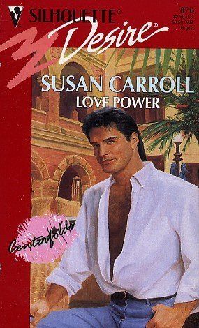 Love Power  (Silhouette Desire, 876)
