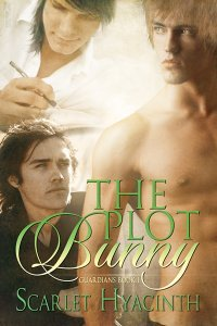 The Plot Bunny by Scarlet Hyacinth