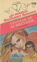 Vintage of Surrender (MacFadden Romance, #132)