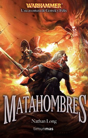 Matahombres por Nathan Long