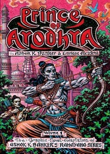 Prince of Ayodhya Volume 1