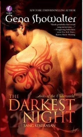 The Darkest Night - Sang Kekerasan by Gena Showalter