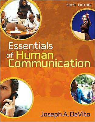 Mycommunicationlab with Pearson Etext -- Standalone Access Card -- For Essentials of Human Communication