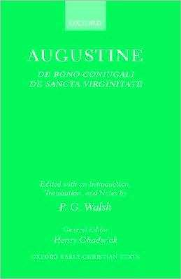 augustine marriage saint virginity works