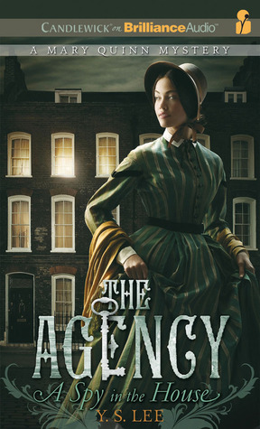 A Spy in the House (The Agency, #1)
