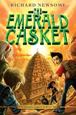 The Emerald Casket by Richard Newsome