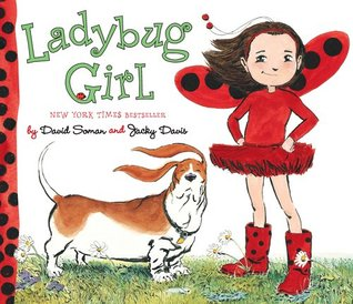 Ladybug Girl by David Soman