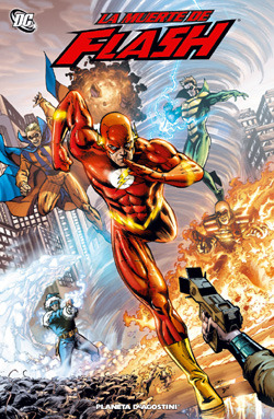 La muerte de Flash by Marc Guggenheim