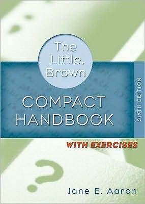 Mycomplab New with Pearson Etext Student Access Code Card Little, Brown Compact Handbook with Exercises