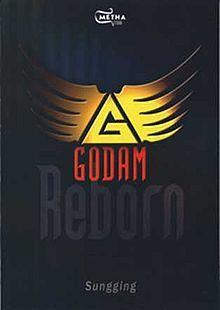 Godam Reborn by Sungging