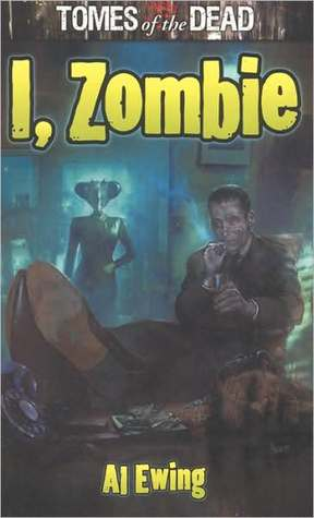 I, Zombie (Tomes of the Dead, #4)