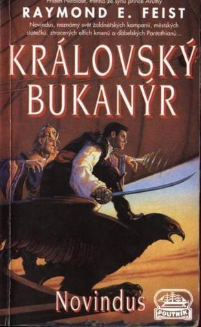 Královský bukanýr: Novindus (Synové Krondoru, #2 part 2/2)