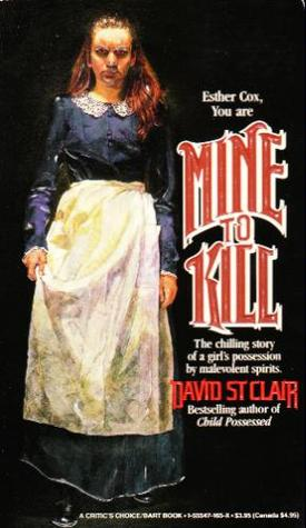 Mine to Kill by David St. Clair