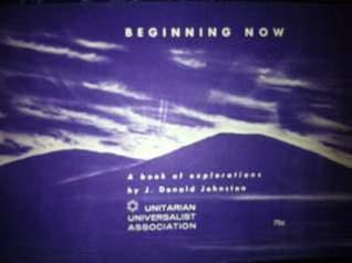 Beginning Now