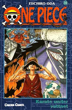 Karate under vattnet (One Piece #10)
