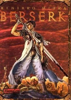 Ebook Berserk #04 by Kentaro Miura read!