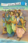 Joshua Crosses the Jordan by Crystal Bowman