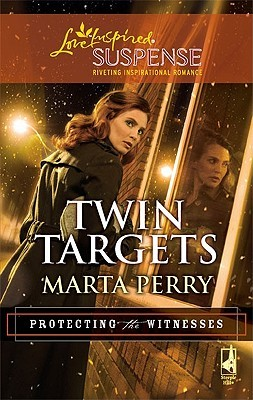 Twin Targets by Marta Perry