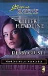 Killer Headline(Protecting the Witnesses, #2)