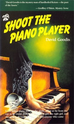 Image result for shoot the piano player book