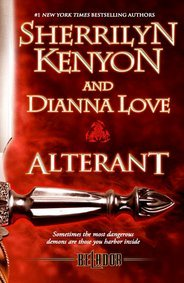 Book Review: Sherrilyn Kenyon & Dianne Love's Alterant