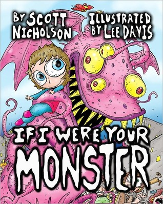 If I Were Your Monster by Scott Nicholson