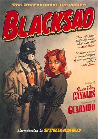 Blacksad (Blacksad, #1)