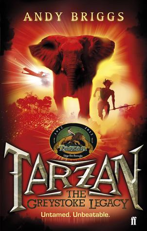Tarzan by Andy Briggs